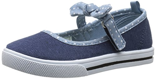 carter's Mollie2 Mary Jane (Toddler/Little Kid), Navy, 11 M US Little Kid