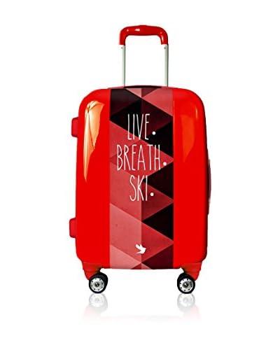 Magellan Trolley Rigido Breath+Surf   80  cm [Rosso]