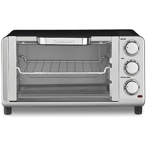 Cuisinart Compact Toaster Oven Broiler (TOB-80FR) (Toaster Oven Broiler Oster compare prices)