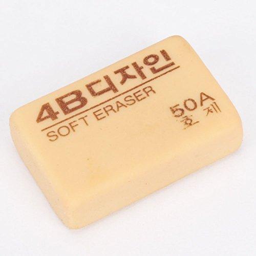 Great Value Desk Accessories Stationery Office Supplies 4B Eraser