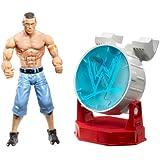 WWE Flexforce Smash Scenes Fist Poundin' John Cena Action Figure with Accessory