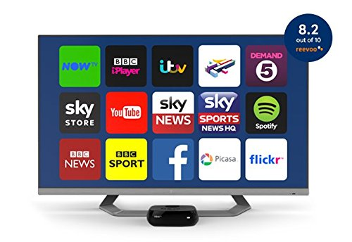 NOW TV Box with 2 Sky Sports Day Passes