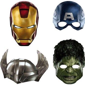Avengers Mask