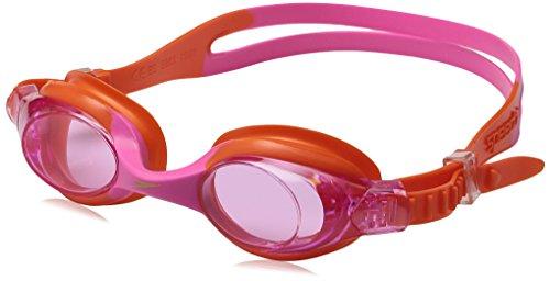 Speedo Kids' Skoogles Swim Goggle, Orange, One Size