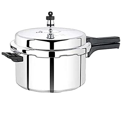 Premier Netra Aluminium 3 Litre Pressure Cooker- ( L x B x H) 28 x 21 x 17.5, Silver)