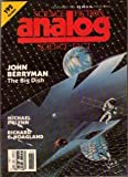 Analog Science Fiction Science Fact November 1986 (Vol. CVI, No. 11)