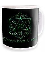 Thats How I Roll Mug - Fantasy Fiction Mug
