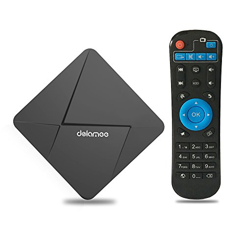 Cheapest Prices! DOLAMEE D5 Android TV Box, Android 5.1 Lollipop Os Streaming Media Players XBMC / K...
