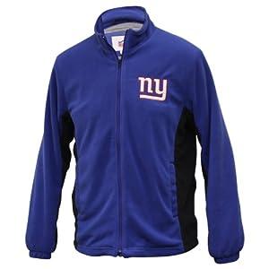 NFL Lightweight Fleece Full Zip Jacket by NFL