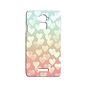 G-STAR Designer Printed Back case cover for Coolpad Note 3 - G7398