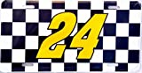 Jeff Gordon Nascar #24 License Plate