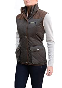 BAVIERA Women's Quilted Lightweight Vest