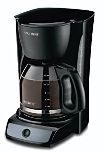 Mr. Coffee CG13 12-Cup Switch Coffeemaker, Black
