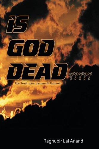 IS God DEAD?????
