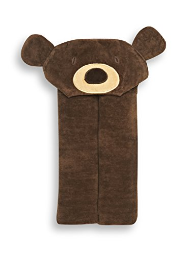 GUND Kids Fuzzy Hooded Towel, Fuzzy, 24'' By 48''