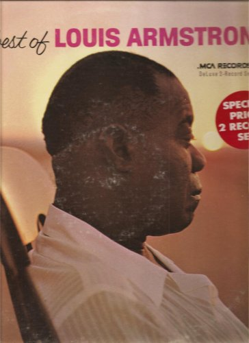 The Best Of Louis Armstrong / MCA Deluxe 2 Record Set