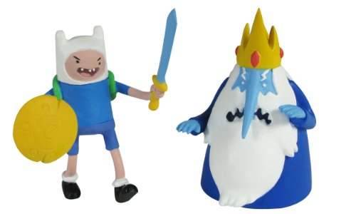 "Adventure Time 2"" Finn and Ice King - 1"