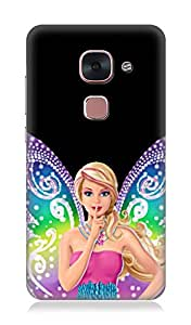 LeEco Le 2 3Dimensional High Quality Designer Back Cover by 7C