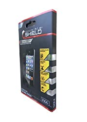 ZAGG invisibleSHIELD for Apple iPhone 5 - Smudge Proof Case Friendly Screen