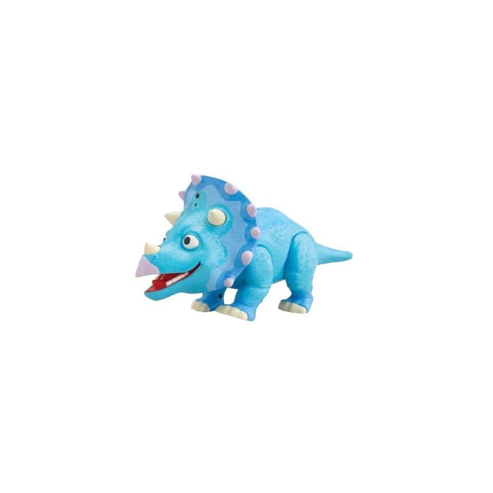 Dinosaur Train Tank Triceratops Action Figure