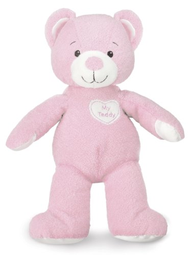 Healthy Baby: My Teddy Bear - Pink By Kids Preferred front-841748
