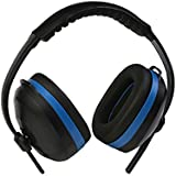 ERB 14234 105 Deluxe Ear Muffs (Black)