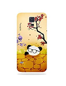 alDivo Premium Quality Printed Mobile Back Cover For Samsung Galaxy S5 / Samsung Galaxy S5 Back Case Cover (MKD213)