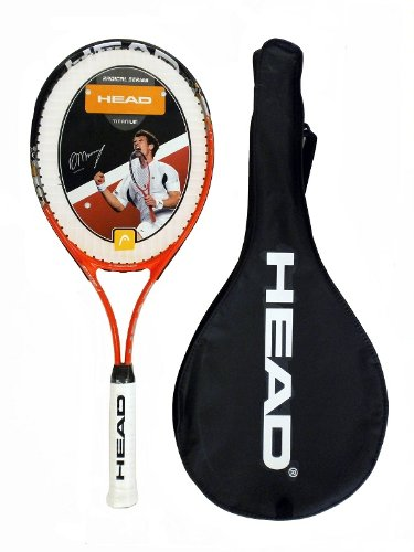 Head Radical 27 Andy Murray Tennis Racket L4