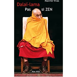 Dalai-Lama - Pas si ZEN