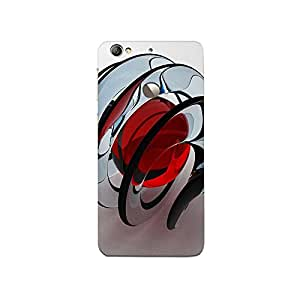 Mikzy 3D Abstract Pattern Printed Designer Back Cover Case for LeTv Le 1s