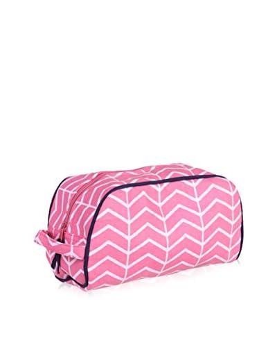 Malabar Bay Vortex Dopp Kit, Pink