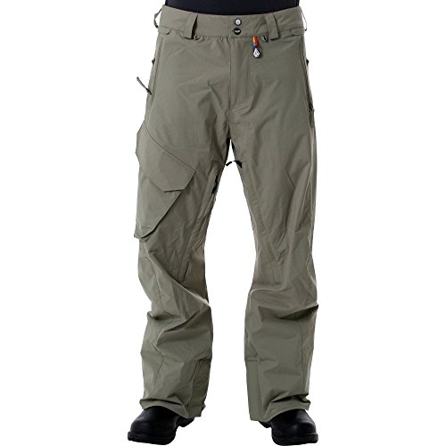Volcom Men's Ventral Pant, Moss, X-Large