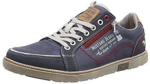 Mustang 4073-302-800, Herren Sneakers, Blau (800 dunkelblau), 44 EU thumbnail