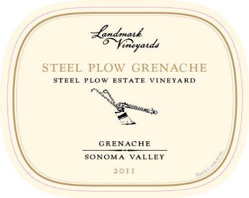 2011 Landmark Steel Plow Estate Grenache 750 Ml