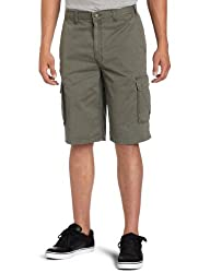 Dickies Men's 13″ Relaxed Fit Peached…