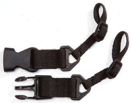 Opticron Binocular Harness (Nylon) Connector Set - Black