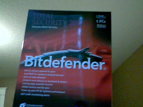 Bitdefender Total Security 2013 - 3Pcs/1Year front-809432