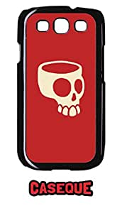 Caseque Brainless Tales Back Shell Case Cover for Samsung Galaxy S3