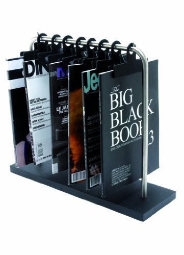 Brink Magazine Rack Standing with 8 Clips