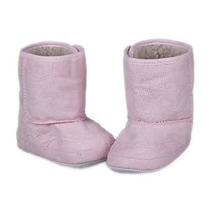 La vogue Zapatos Botas De Nieve Para Bebé Niños Invierno Caliente Talla L Rosa de La vogue - Bebe Hogar
