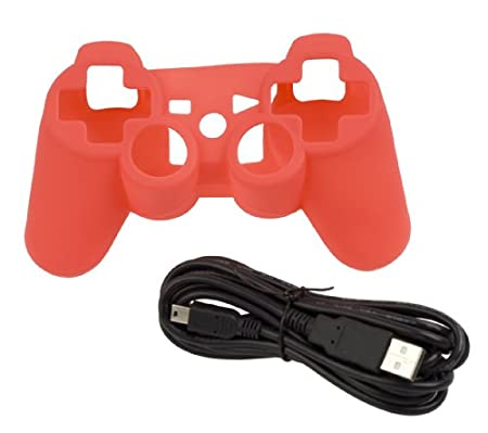 PS3 Plug & Play Kit - Red