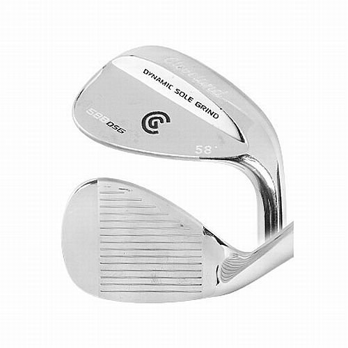 Cleveland 588 DSG Sand Wedge 56* (STEEL, LEFT) SW Golf Club NEW