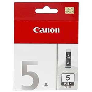 Canon 5PGBK Tintenpatrone schwarz