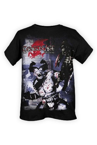Dragon Age: Origins Dark Fantasy T-Shirt