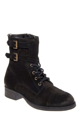Seychelles Against The Clock Low Heel Combat Boot