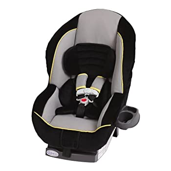 The Side Impact Tested Classic Ride 50 convertible car seat can be used rear-facing for infants from a small 4 pounds, all the way up to 30 pounds, and then used forward-facing as a toddler seat for children from 20-50 pounds.Children to 50 pounds ca...