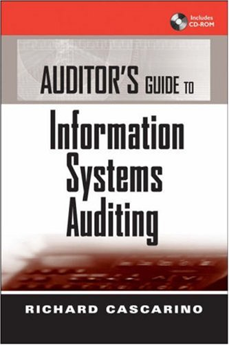 Auditor's Guide to Information Systems Auditing