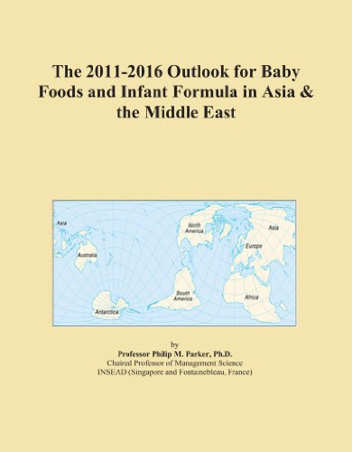 The 2011-2016 Outlook for Baby Foods and Infant Formula in Asia & the Middle East