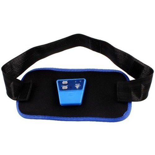 Toworld18 New Ab Gymnic Electronic Muscle Arm Leg Waist Massage Belt Massager