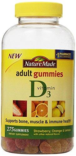 Nature Made Gummies With Vitamin C Upc